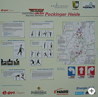 Nordic Walking Zentrum Pockinger Heide