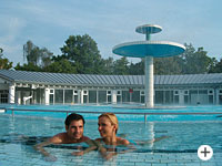 Therme1 in der Bäderregion Bad-Füssing