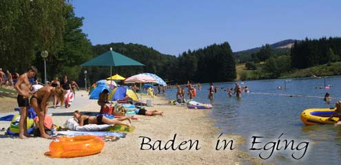 Baden in Eging am See