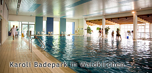 Badepark waldkirchen