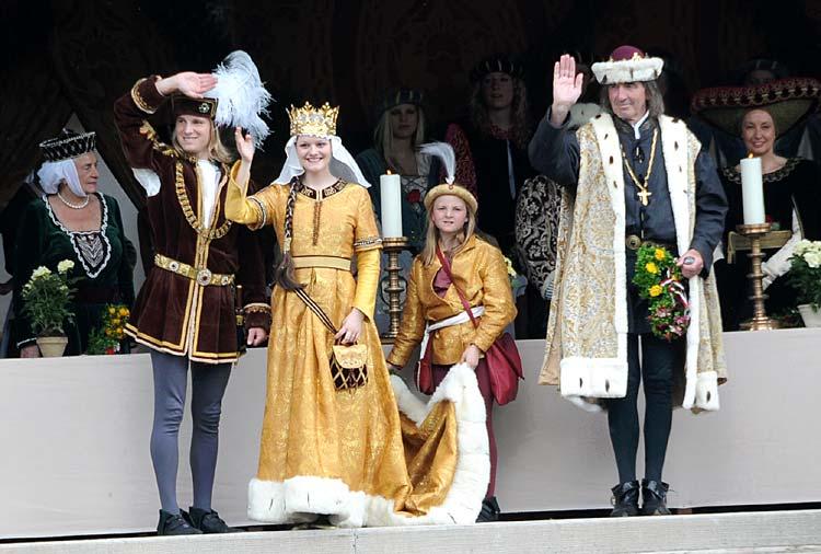 Landshuter Hochzeit Feste Und Festivals Bayerischer Wald Urlaub Im