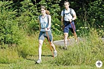 Nordic Walking Bayr. Wald