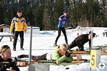 Wintersport Biathlon Niederbayern
