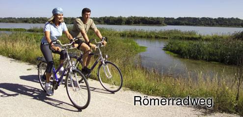 Radfahren zwischen Passau und Ering