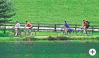 Radfahren im Bayr. Wald - Kötztinger Land