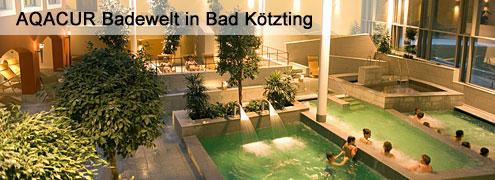 AQACUR Badewelt im Bayr. Wald Badespaß für Jung und Alt