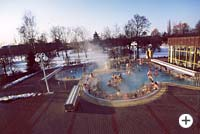 Baden in Straubing - Winterangebot AQUAtherm in Ostbayern