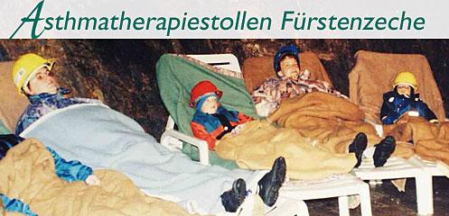 Asthmatherapiestollen Fürstenzeche Lam Bayer. Wald
