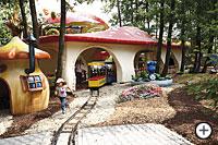 Familienspaß im Bayerischen Wald - Bayernpark