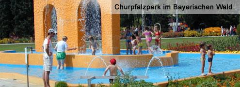 Churpfalzpark im Bayerwald