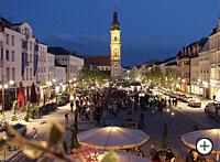 Stadtplatz Deggendorf
