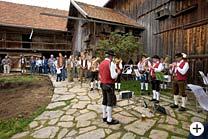 Blasmusik im Bayerischen Wald