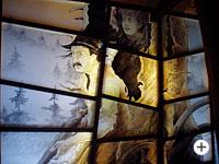 Glasmalerei von Räuber Heigl