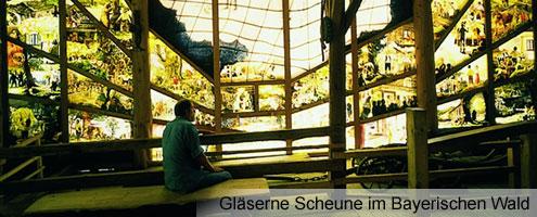 Gläserne Scheune Urlaub in Viechtach im Bayerwald