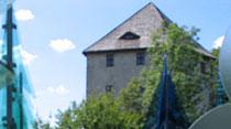 Fressendes Haus in Regen Bayr. Wald