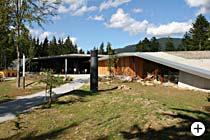 Haus zur Wildnis Bayerischer Wald