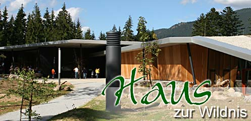 Haus zur Wildnis Bayrischer Wald