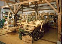 Bauernmarkt des Bayrischen Waldes in Ostbayern