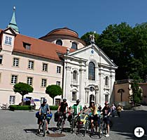 Kelheim Niederbayern Kloster