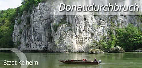 Donaudurchbruch Kelheim