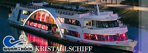 Kristallschiff Wurm+Köck Passau Bayerischer Wald