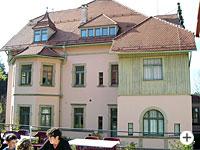 Märchenschloss Lambach im Bayerischen Wald