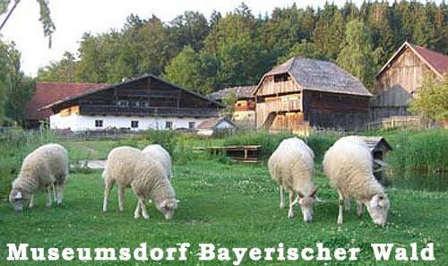 Museumsdorf Tittling Bayerischer Wald