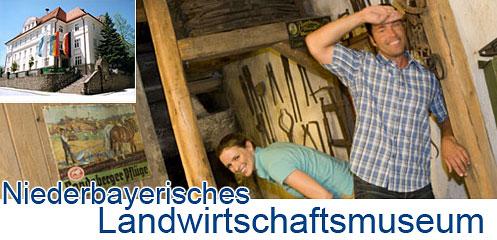 Niederbayerisches Landwirtschaftsmuseum Bayerischer Wald
