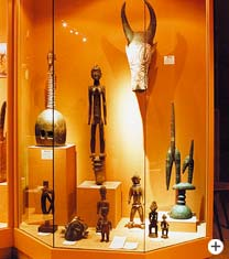 Afrikamuseum Vilshofen Ostbayern