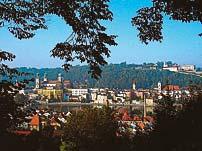 Sehenswürdigkeiten Passau