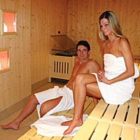 Balineum Dreiflüsse-Stadt Passau Sauna