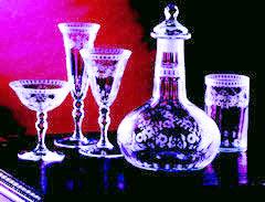 Glas Sonderanfertigungen Poschinger Spiegelau Frauenau