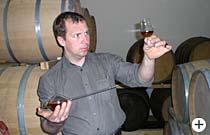 Whisky-Destillerie im Bayerischen Wald