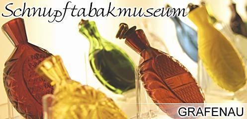 Schnupftabakmuseum Grafenau Bayr. Wald