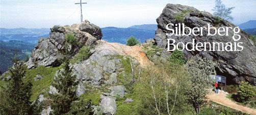 Silberberg im Bayerischen Wald