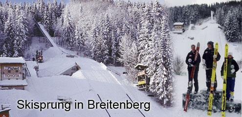 Skisprung Breitenberg