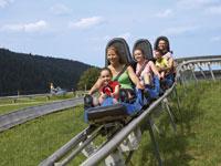 Bob & Coaster im Bayerischen Wald