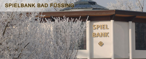 Spielbank in Bad Füssing