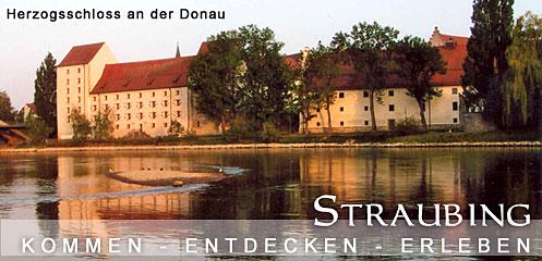 Straubing in Niederbayern