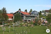 Das Glasdorf Weinfurtner im Bayer. Wald