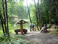 Themenwanderweg am Eginger See - Bayerischer Wald