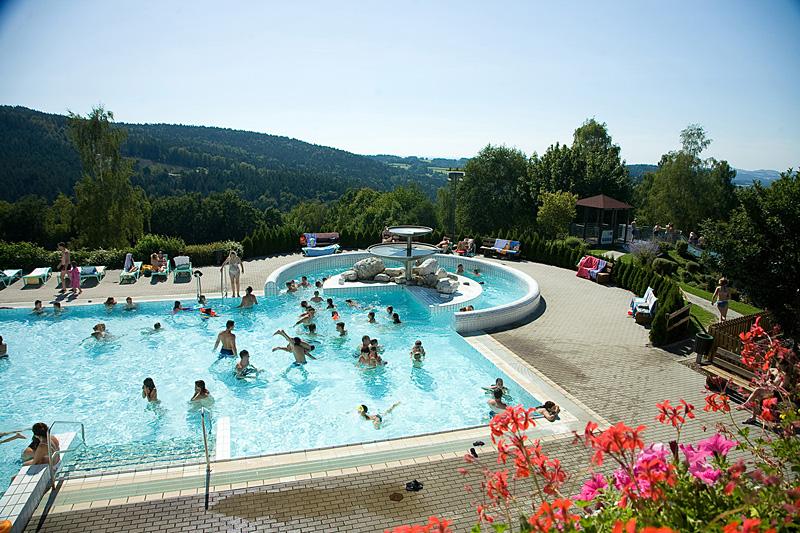 Karoli Badepark Baden Und Kur Bayerischer Wald