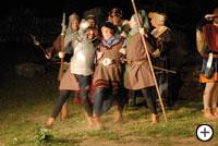 Burgfestspiele in Bayern