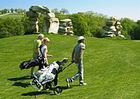 18 Loch Golfplatz - Feng Shui Golfplatz in Passau