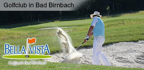 Golfclub in Bad Birnbach Bayern