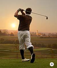 Bayern Golfurlaub in Bad Birnbach