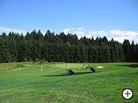 Golfspielen im Bayerischen Wald - Waldkirchen