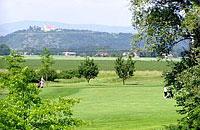 Golfpaltz in Straubing in Ostbayern