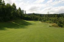 Golfplatz in Bayern