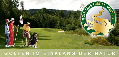 Golfen im Bayerischen Wald